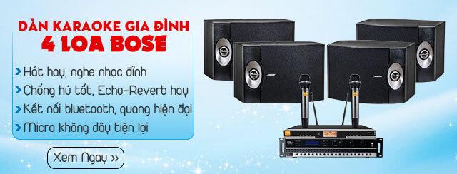 Loa karaoke 01