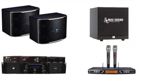 Dàn karaoke gia đình cao cấp khuyến mãi tới 15% mùa Covid 2021