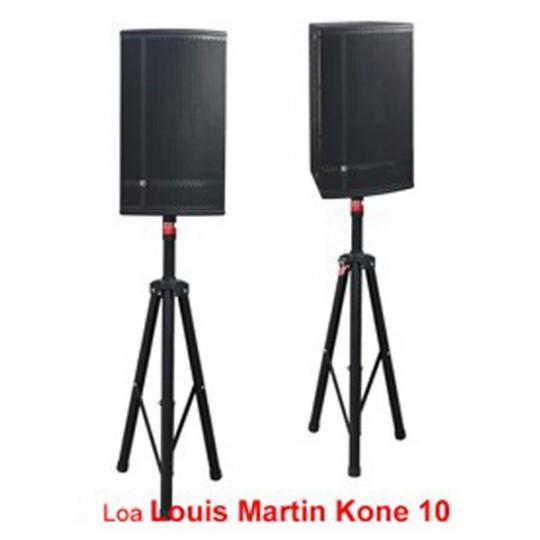 Loa karaoke Louis Martin Kone 10