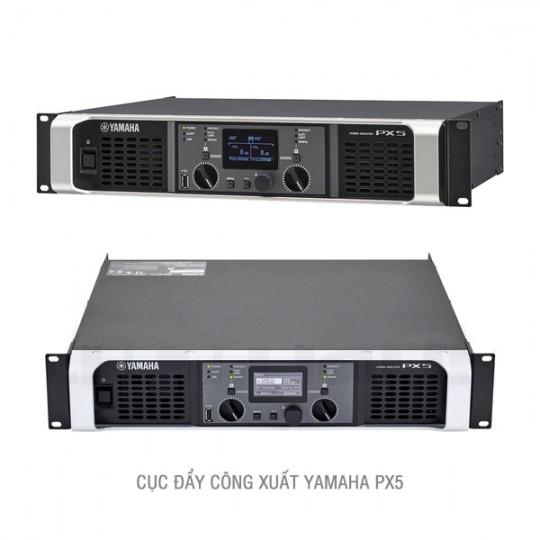 Cục đẩy Yamaha PX5