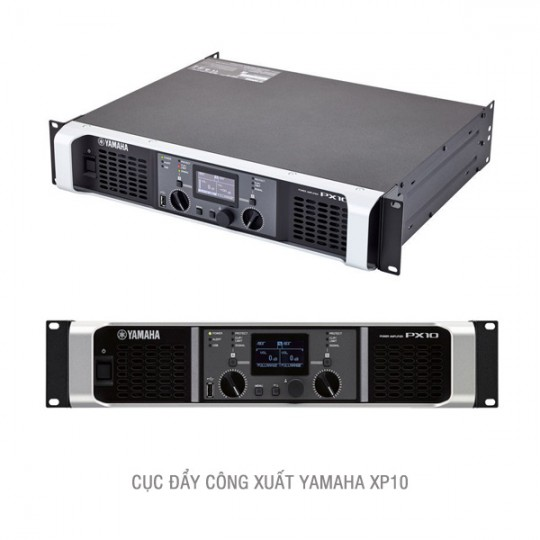 Cục đẩy Yamaha PX10
