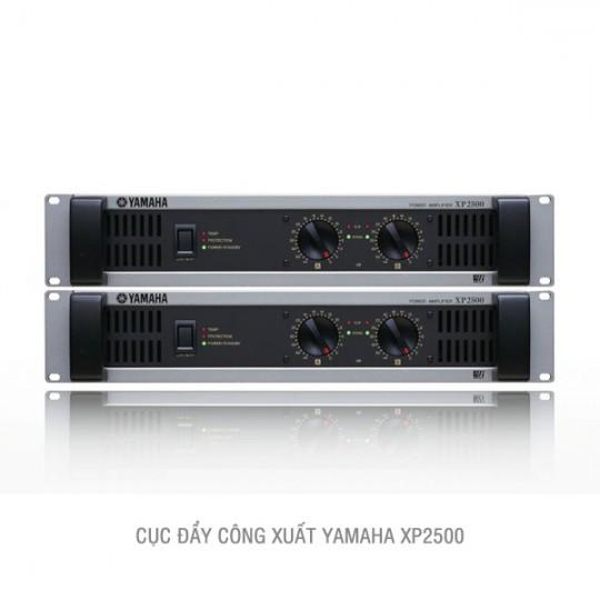 Cục đẩy Yamaha XP2500