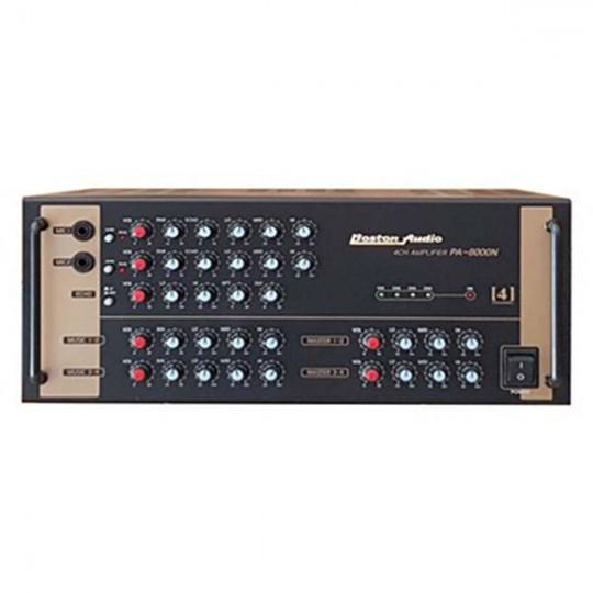 Amply karaoke boston audio PA 8000N