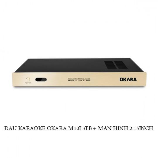 Đầu karaoke OKARA M10I 3TB
