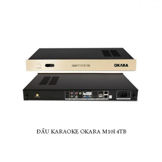 Đầu karaoke OKARA M10I 4TB
