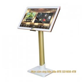 Đầu karaoke liền màn hình cảm ứng BTE S21650-4T