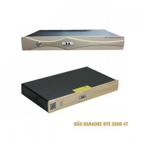 Đầu karaoke BTE S600 4TB