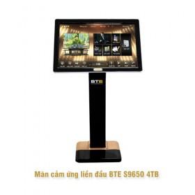 Màn hình cảm ứng liền đầu BTE S9650 - 4TB