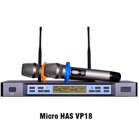 Micro HAS VP18