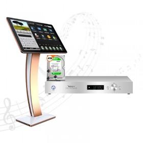 Đầu Karaoke Việt Ktv HD Plus 4TB + Màn hình cảm ứng 22inch