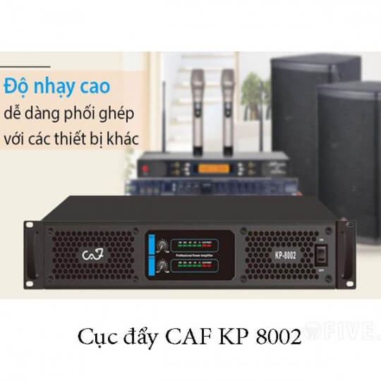 Cục đẩy CAF KP 8002