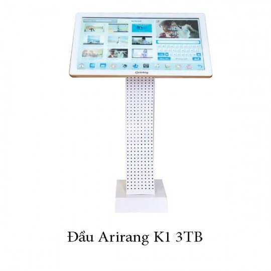 Đầu Arirang K1 3TB