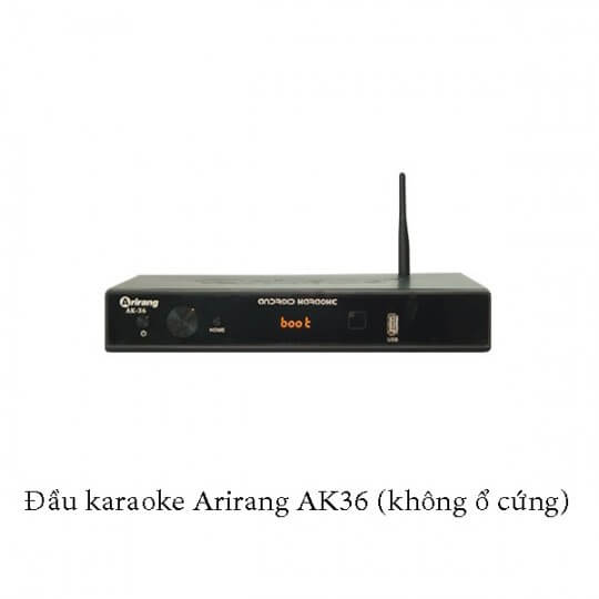Đầu Arirang AK36 Plus (không ổ cứng)