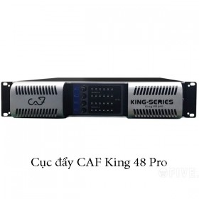 Cục đẩy CAF King 48 Pro