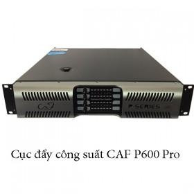 Cục đẩy công suất CAF P600 Pro
