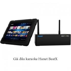Giá đầu karaoke Hanet BeatX