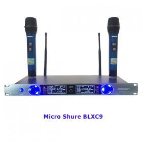 Micro Shure BLXC9