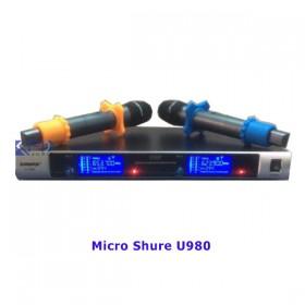 Micro Shure U980