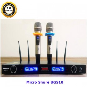 Micro Shure UGS10