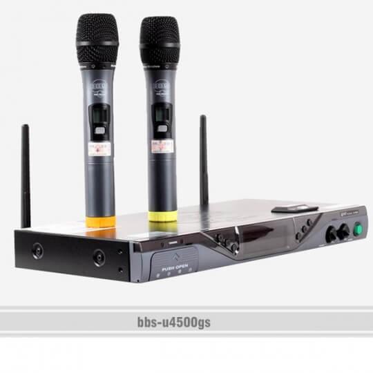 Micro không dây BBS U-4500GS
