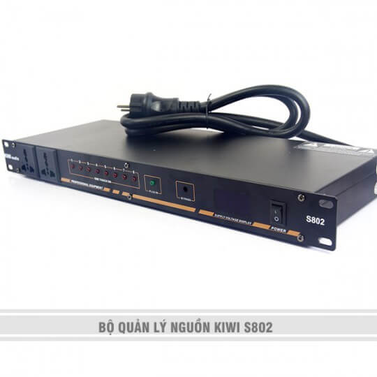 BỘ QUẢN LÝ NGUỒN KIWI S802
