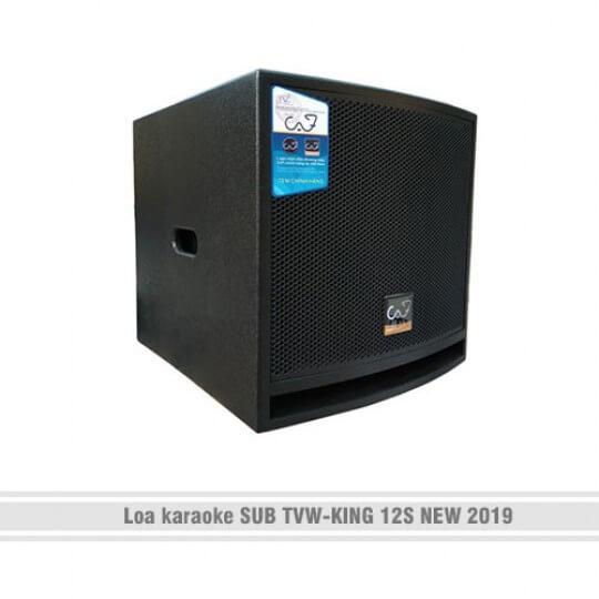 Loa SUB TVW-King12S new 2019