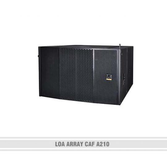 LOA ARRAY CAF A210