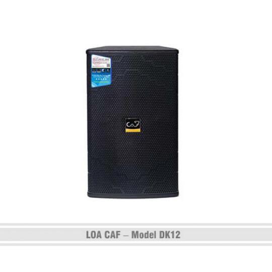 LOA CAF – Model DK12 Plus