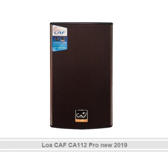 Loa karaoke CAF CA-112 Pro