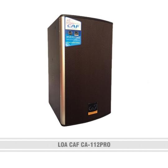 Loa karaoke CAF CA-112Pro