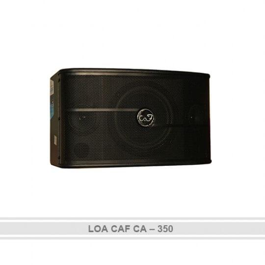 Loa karaoke CAF CA – 350