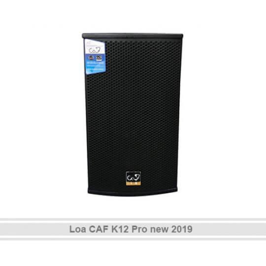 Loa karaoke CAF K12 Pro