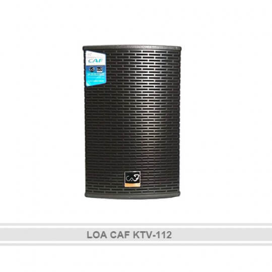 Loa karaoke CAF KTV-112
