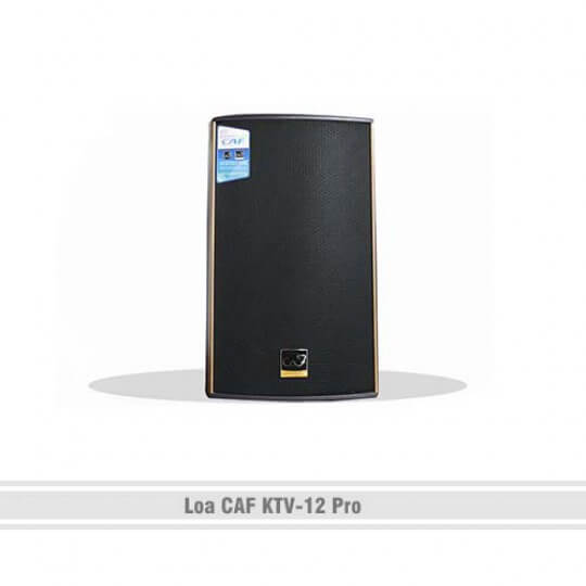 Loa CAF KTV-12 Pro