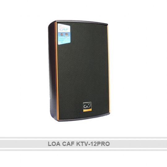 Loa karaoke CAF KTV-12PRO