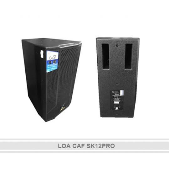 Loa karaoke CAF SK12Pro