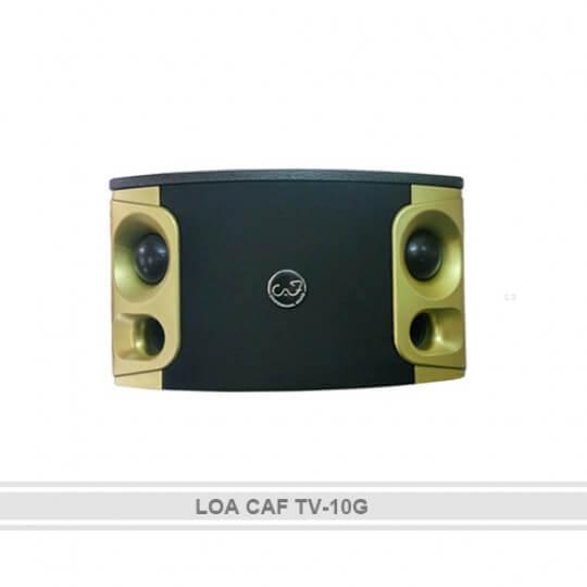 Loa karaoke CAF TV-10G