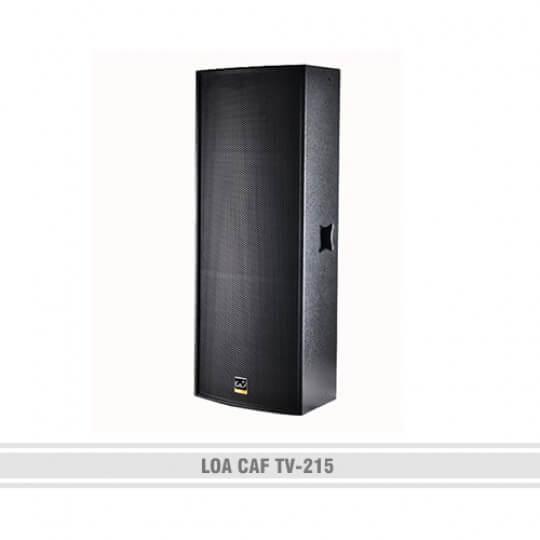 Loa karaoke CAF TV-215