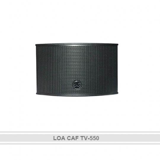 Loa karaoke CAF TV-550
