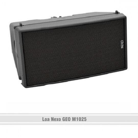 Loa karaoke Nexo GEO M1025