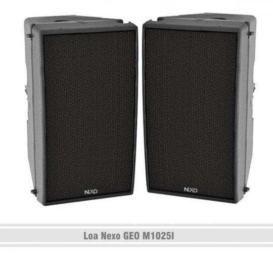 Loa karaoke Nexo GEO M1025I