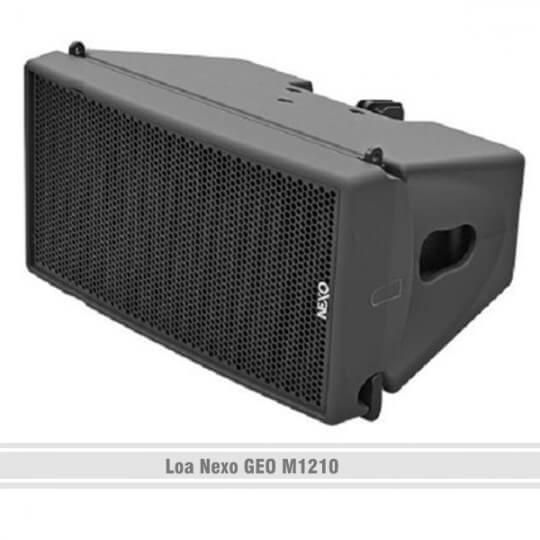 Loa karaoke Nexo GEO M1210