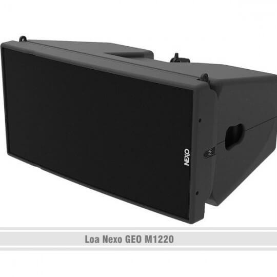 Loa karaoke Nexo GEO M1220