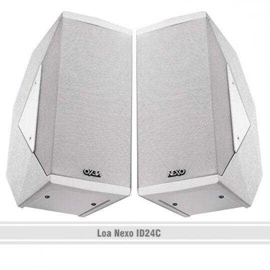 Loa karaoke Nexo ID24C