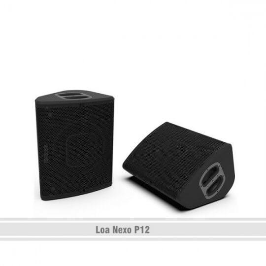 Loa karaoke Nexo P12
