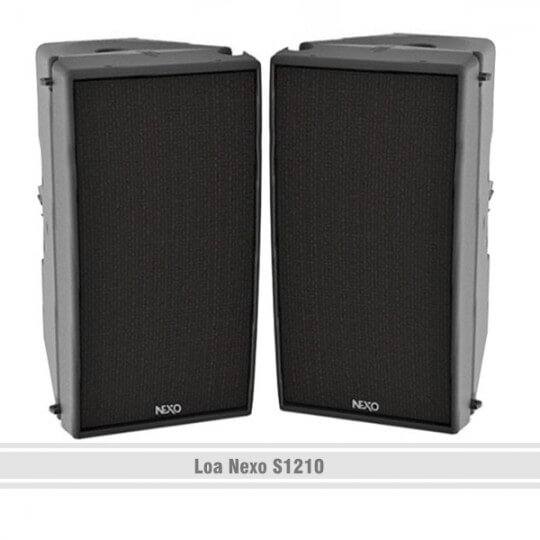 Loa karaoke Nexo S1210