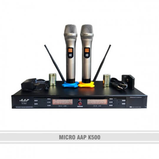 Micro AAP K500