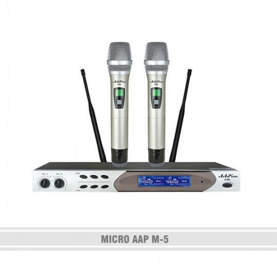 Micro AAP M-5