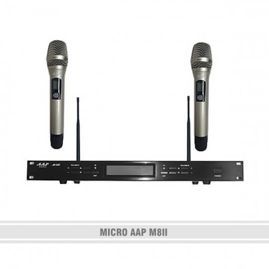 Micro AAP M-8II