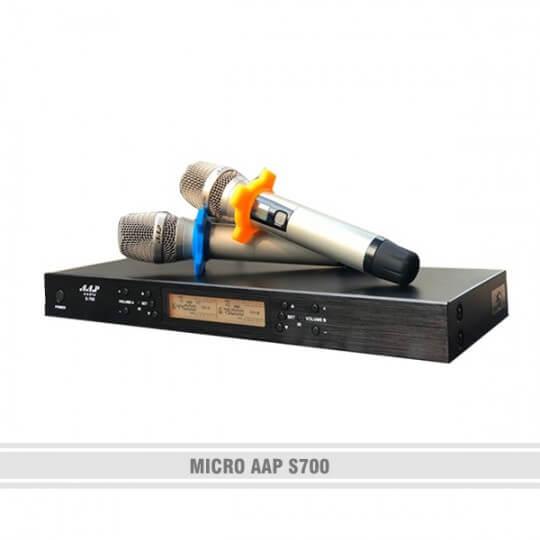 Micro AAP S 700